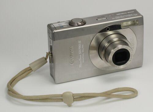 Canon Powershot Digital Elph Sd790 Is Digital Ixus 90 Is 10mp Digital Camera 13803090703 Ebay Powershot Canon Powershot Digital Camera