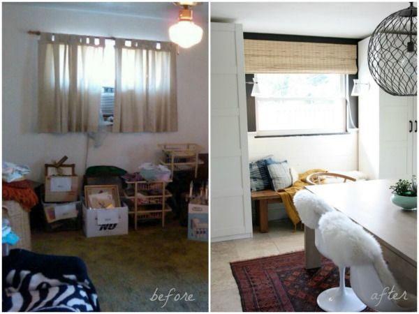 Great blog: House Tweaking by Dana Miller. Look at this solution to ...