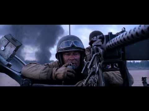 FURY - First battle scene - YouTube | Entertainment | 2015