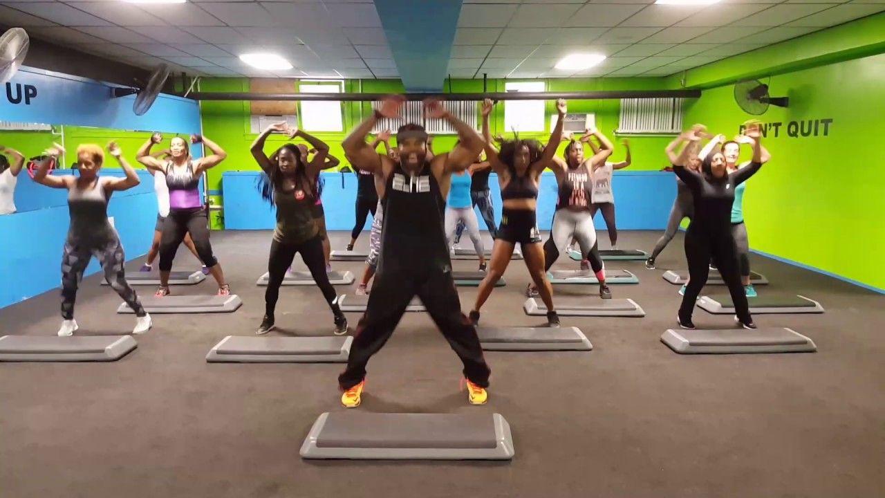 Xtreme hip hop with phil cardio choreografie aerobic