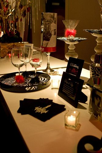 Old Hollywood Party Theme Ideas