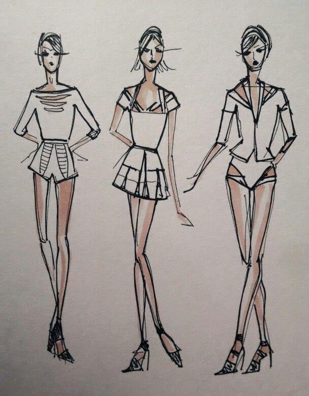 summer.cut #summerfashion #fashion #fashiondesign #drawing