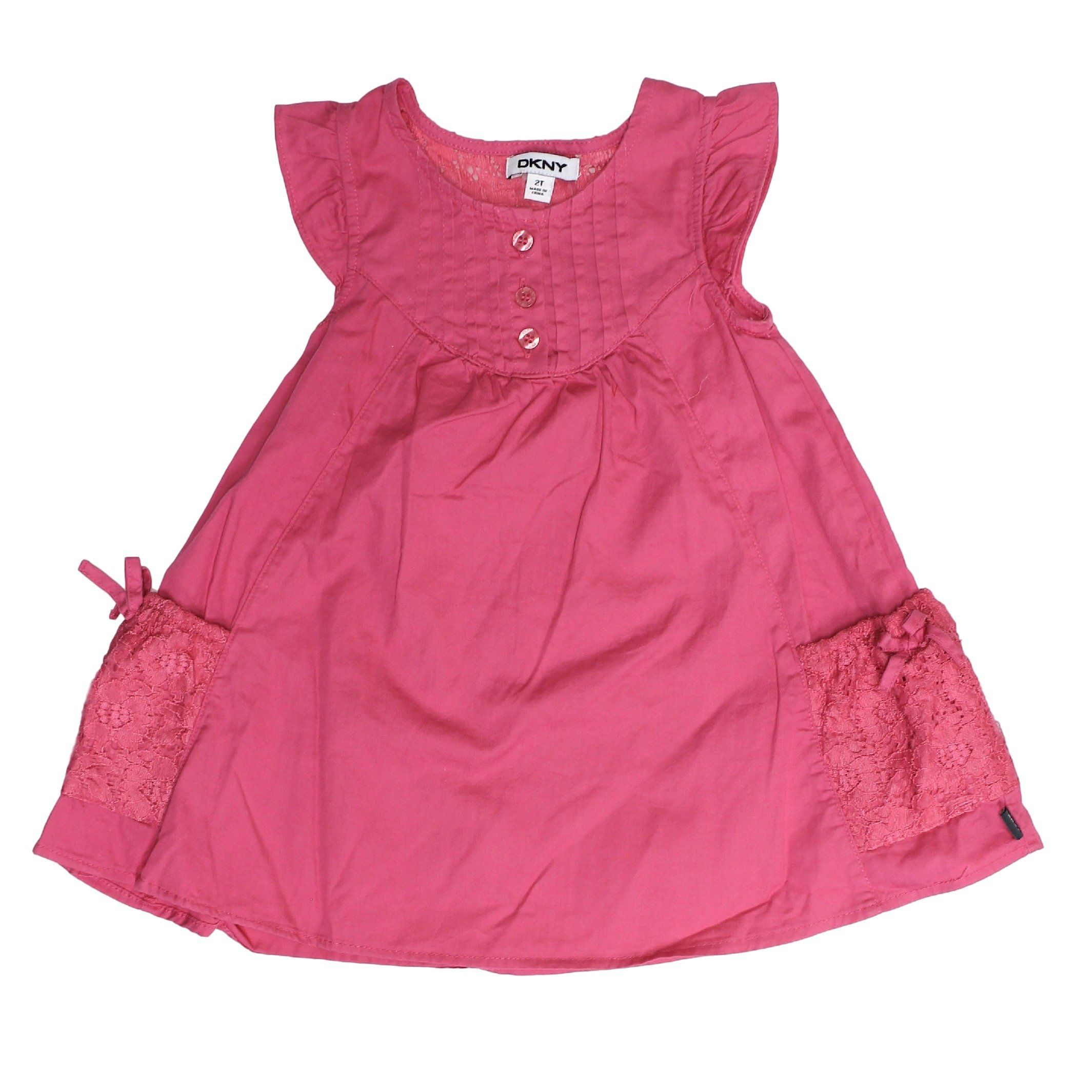 Dkny Sleeveless Dress For Girls 4t Pink Content Varies By Style See Description For Details Regular Fit Dresses Girls Dresses Clothes [ 2096 x 2096 Pixel ]