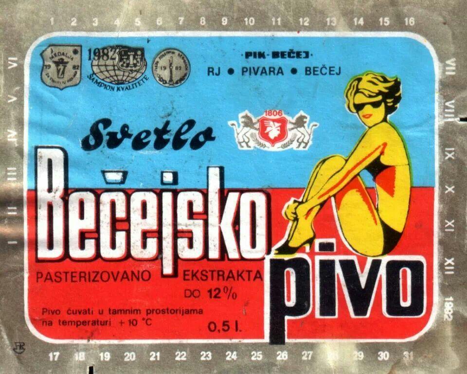 Becejsko Pivo - Serbia