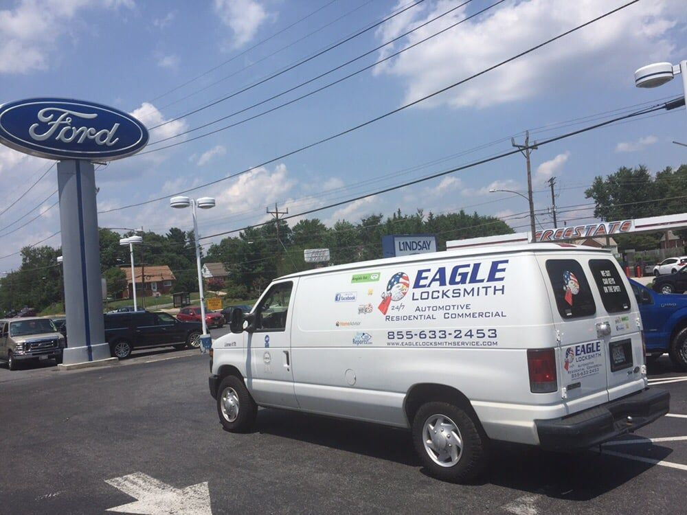 Eagle Locksmith provides you 24 hours a day, 7 days a week