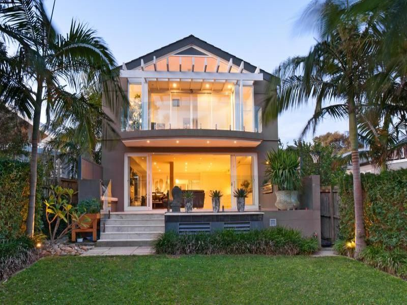 Photo of a weatherboard house exterior from real Australian home - House Facade photo 147340
