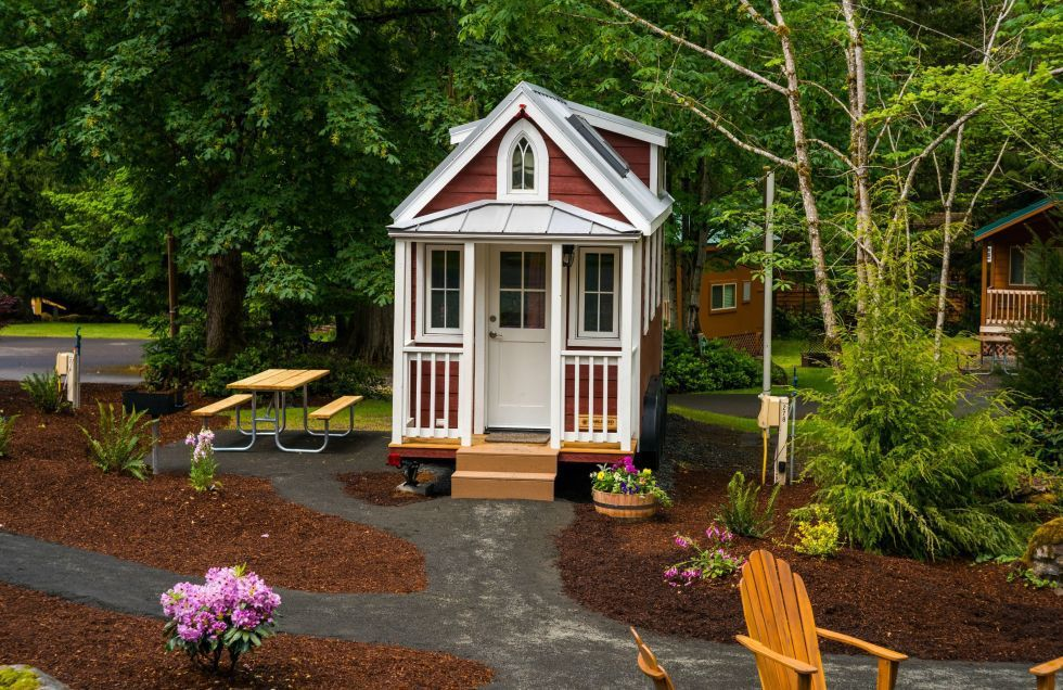 85 Tiny Houses That Ll Have You Trying To Move In Asap Tiny House Village Tiny Farmhouse Small House Pictures