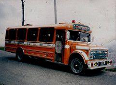 Flota La Macarena 039 Original In 2020 Bus Busses Vehicles