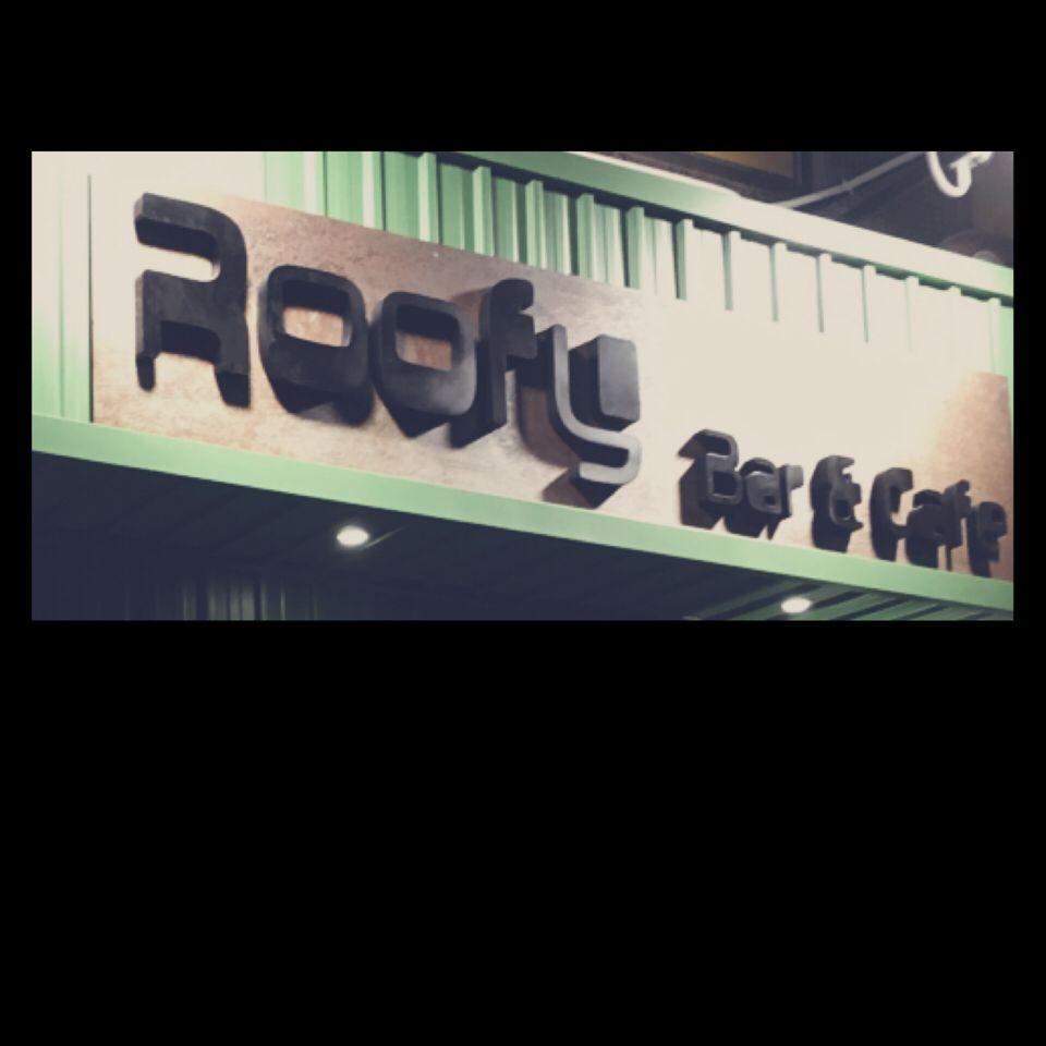 Roofy Bar & Cafe  https://www.facebook.com/roofybarandncafe/