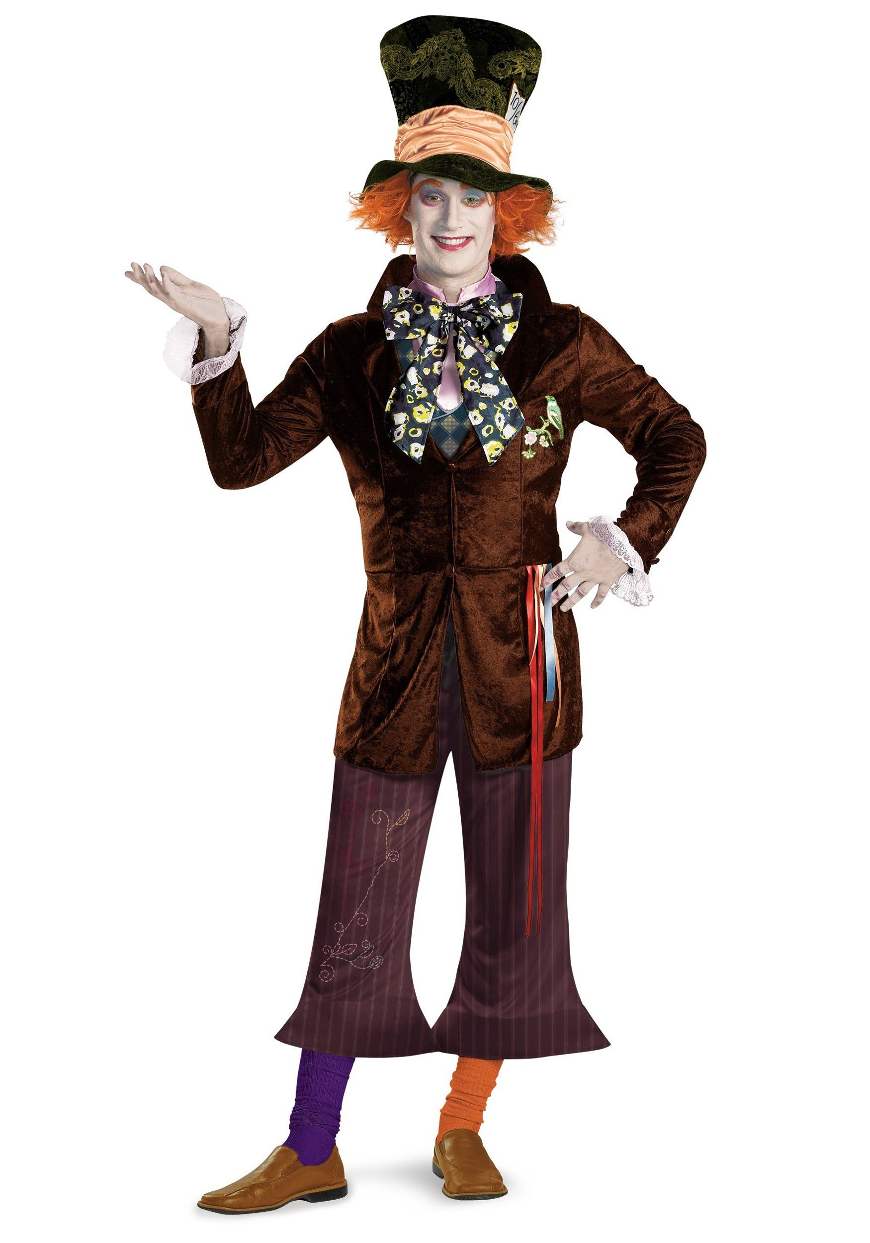 Men S Alice In Wonderland Costumes Mad Hatter March Hare Costume Mad Hatter Halloween Costume Mens Mad Hatter Costume Mad Hatter Costume