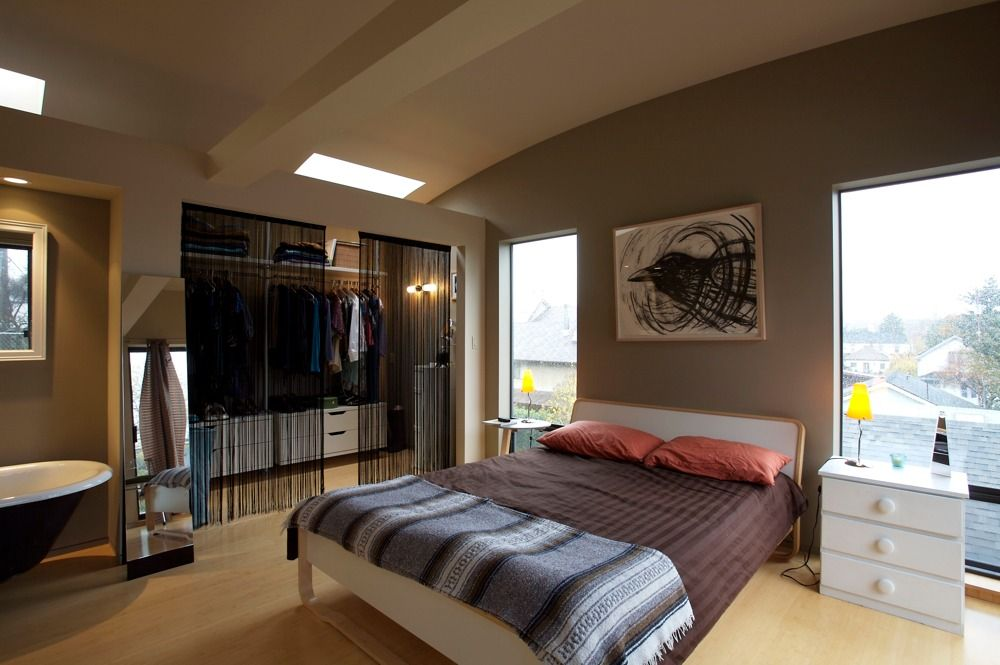 container home bedroom, see container homes can be nice :) | contain