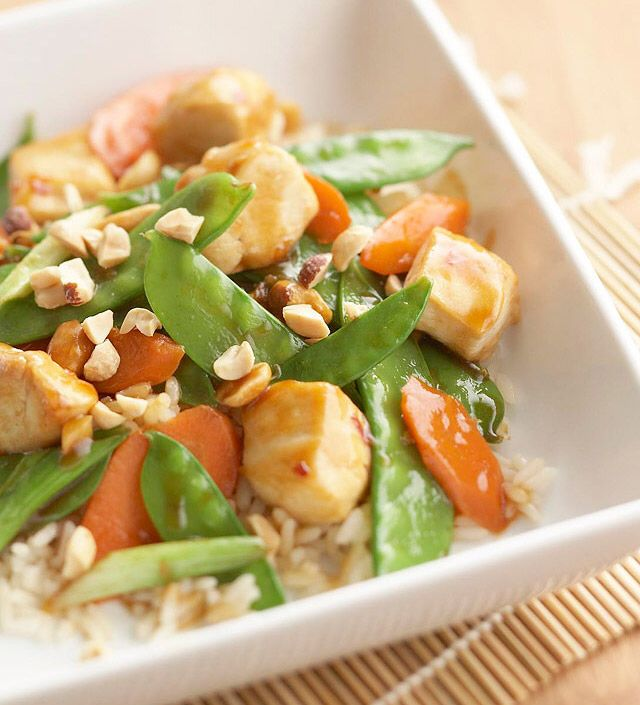 Thai chicken stir fry from the better homes and gardens must have thai chicken stir fry from the better homes and gardens must have recipes app forumfinder Choice Image