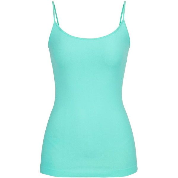 9a58cc6d640b6 maurices Seamless Cami ( 13) ❤ liked on Polyvore featuring intimates