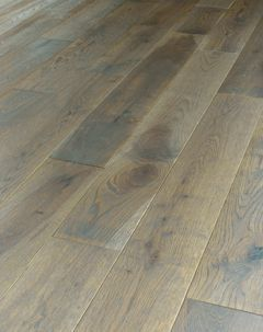 Westco Arkesia Oak Solid Wood Flooring | Wickes.co.uk Grey Oak, Dark