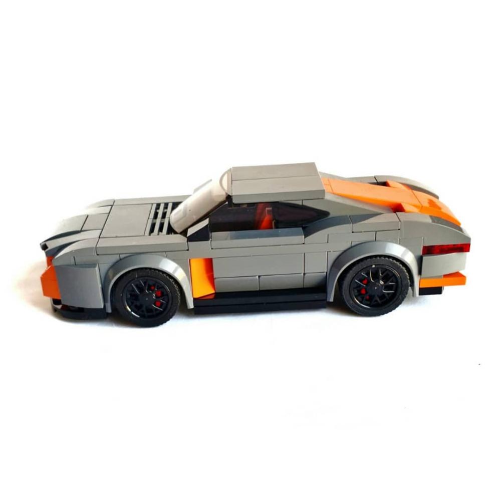 dsdvegabrick's Media: Nissan GT-R by Lego #lego #legoinstagram #legocar #moc #afol #car #carlovers #racer #supercars #gtcar #hypercar #conceptcars #racing🏁 #urbancar #sport #motorsport #design #speedchampions #legospeedchampions #rider #nissan #nissangtr