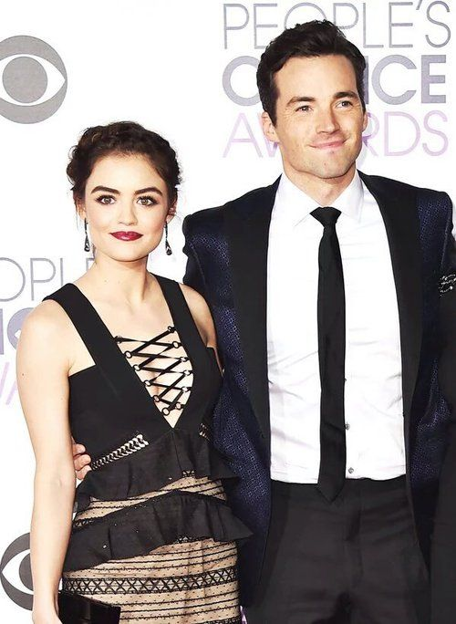 ian harding and lucy hale pca 2016 pretty little liars peque as mentirosas fondos de. Black Bedroom Furniture Sets. Home Design Ideas