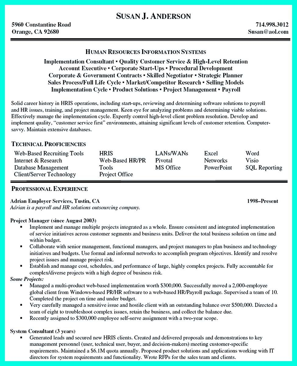 Construction Project Manager Resume Examples Unique