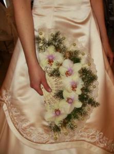 Bouquet Sposa Ventaglio.Bouquet A Ventaglio Bouquet Bouquet Da Sposa E Ventagli