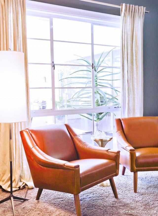 Tour Catt Sadler's Enviable Closet Suite via @domainehome