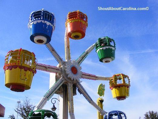 Myrtle Beach Offers Fun Rides