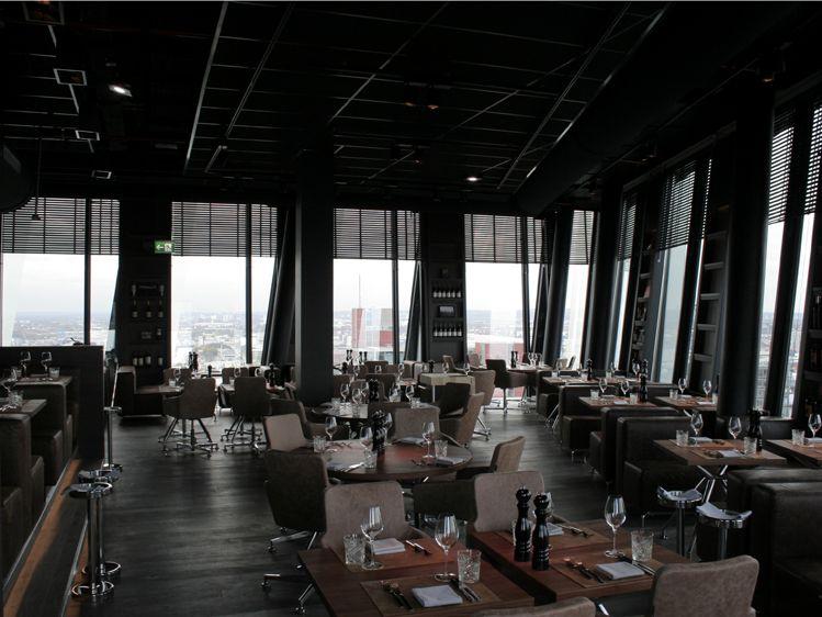 clouds essen mit aussicht auch hamburg reeperbahn 1 20359 hamburg fave restaurants in. Black Bedroom Furniture Sets. Home Design Ideas