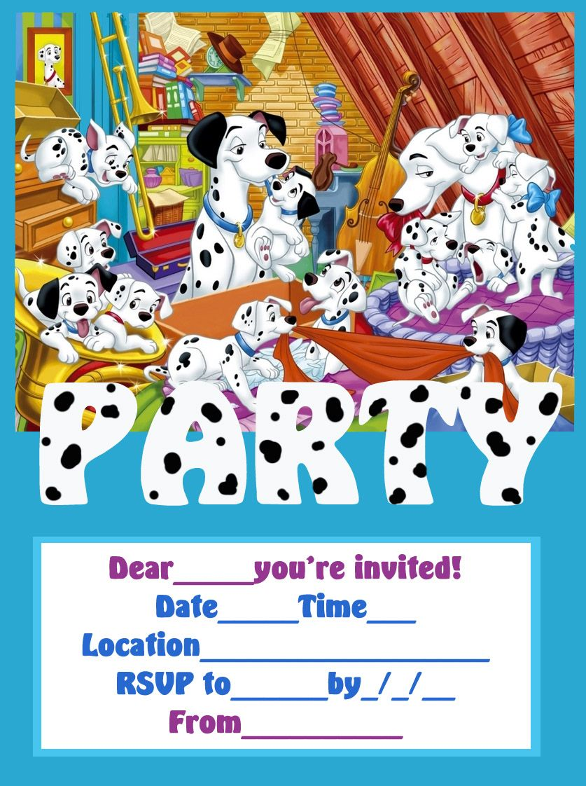DISNEY COLORING PAGES 101 Dalmations Printables Pinterest