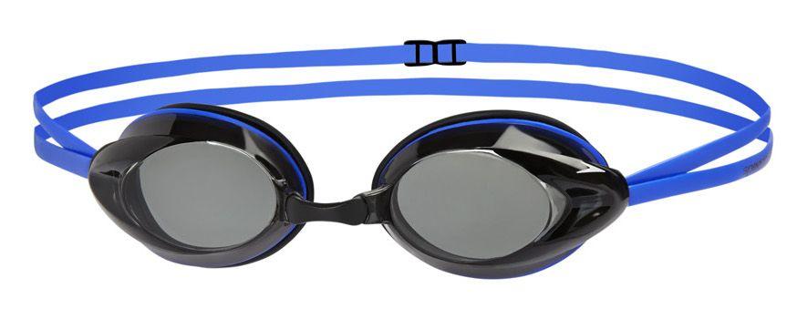 332e741c1a7 New! Speedo Opal Goggle Blue Smoke 8-083378163 Goggles