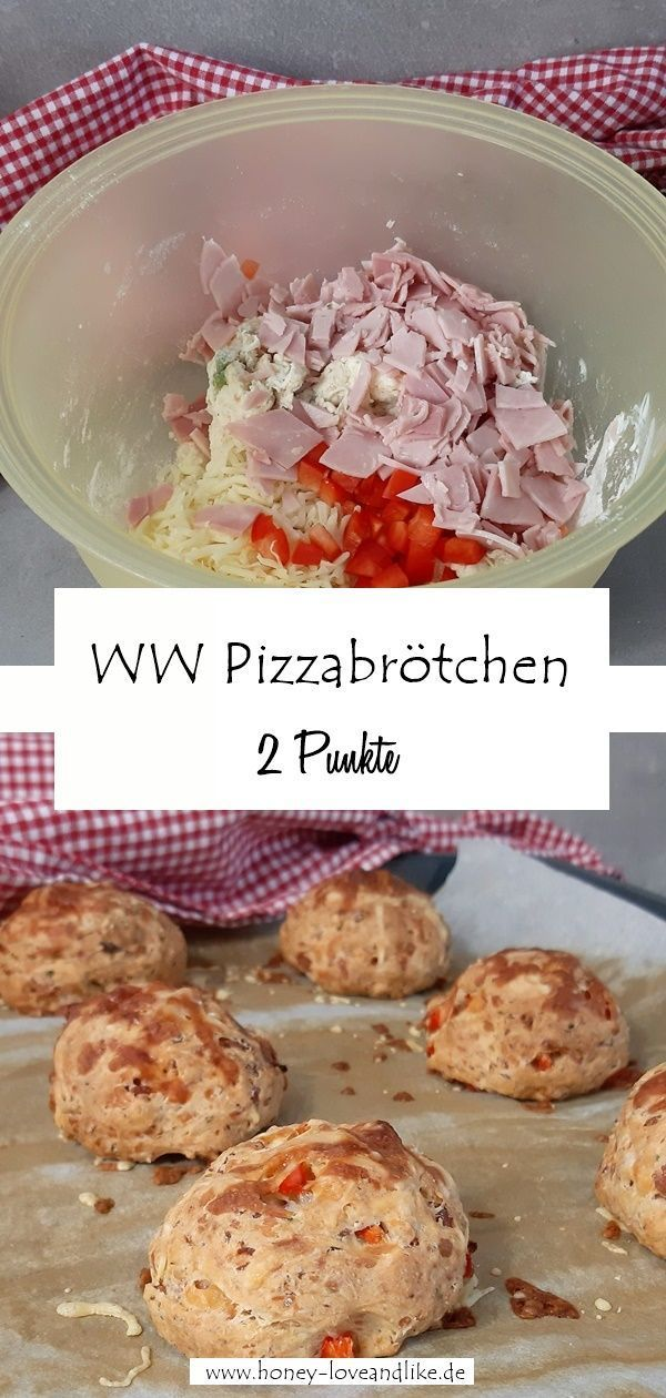 Photo of Weight Watchers Pizza Buns! The perfect grill side dish
