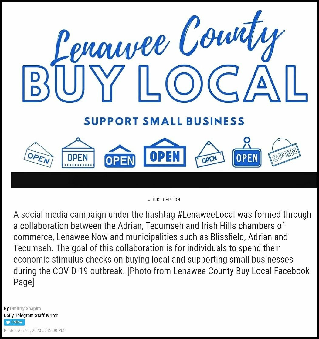 Pin on Shop Local • Live Local