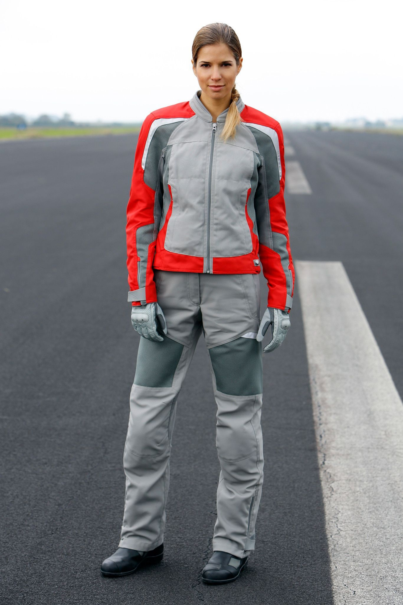 BMW Womens AirFlow Suit Red, Cover Jacket | Motociclismo y ...