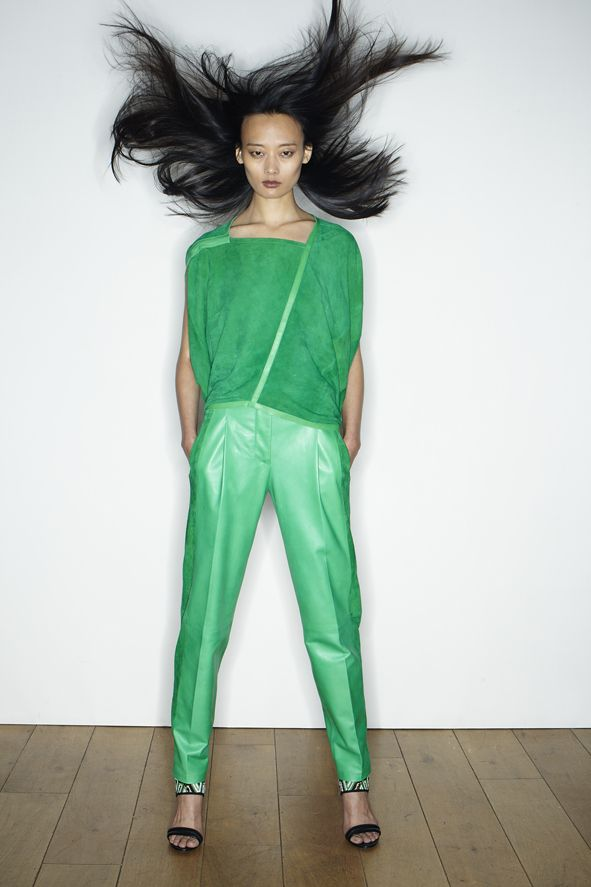 Barbara Bui Lookbook Spring 2013