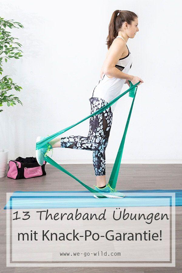 Photo of Die 11 besten Theraband Übungen für Po und Beine