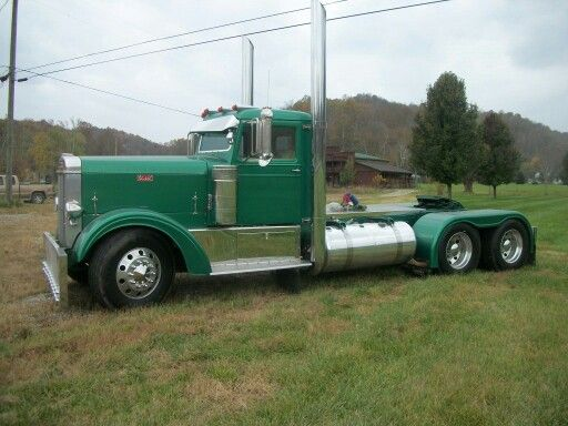 For sale!! 1949 model 351 with a 600 Cat  | Just my trucks