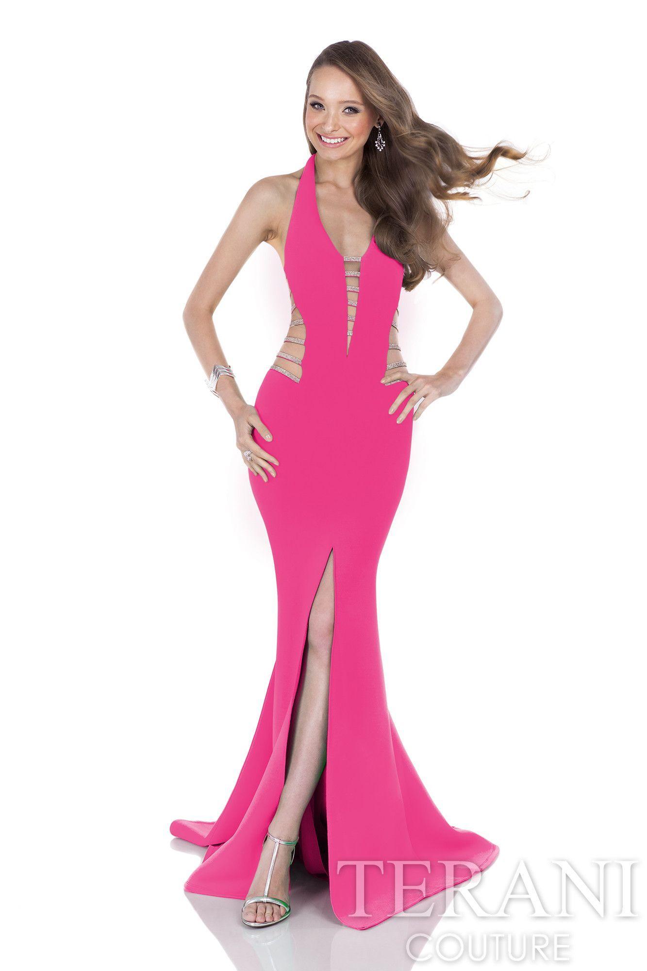 Terani Couture 1611P0214   Prom ideas   Pinterest