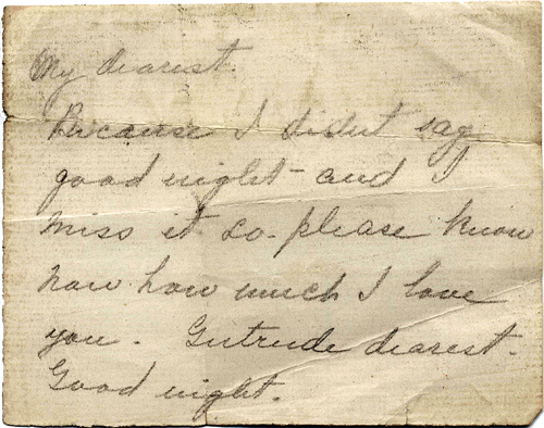 Pin On Old Love Letter