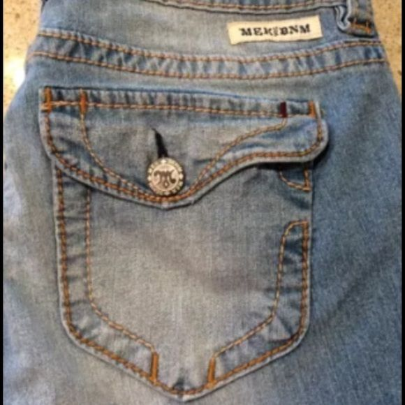 MEK Denim Marseille Low Rise Bootcut 28 X 34 Pre-loved and in great condition. Smoke free home. MEK Pants