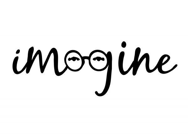 Imagine - John Lennon TributePEACE! ART ON METAL PLATE