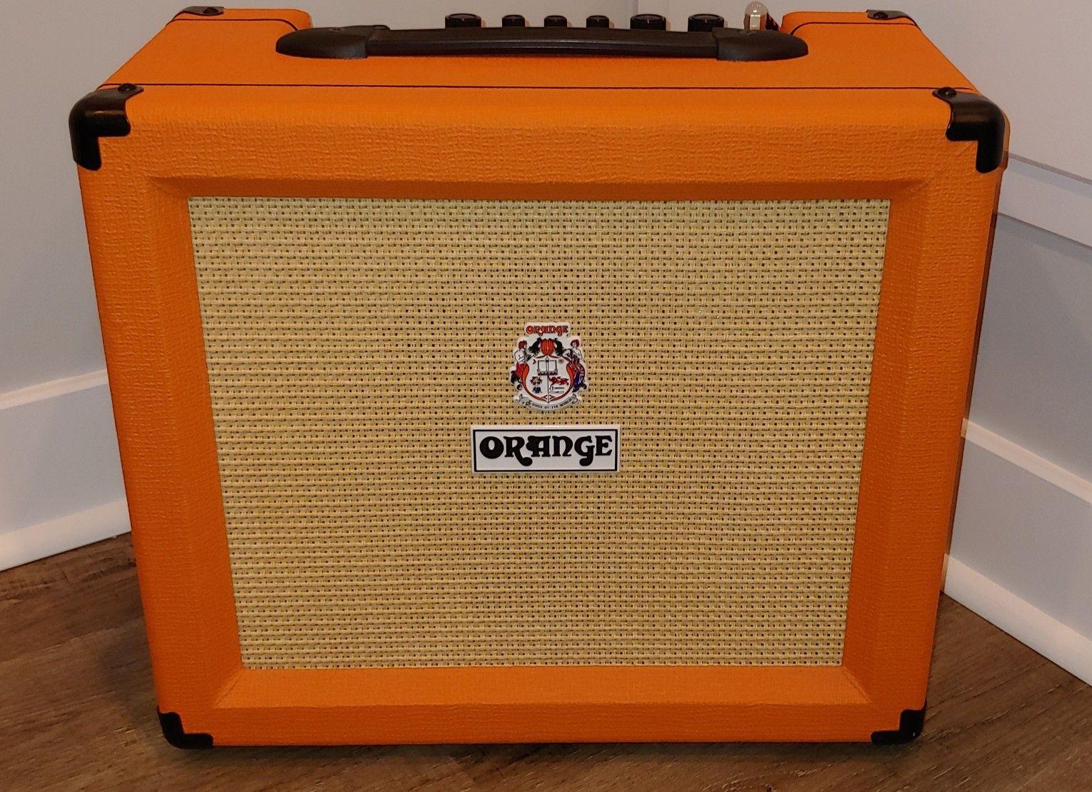 Orange Amp Bluetooth Speaker   xloimsei