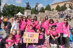 Join the Believe Team in supporting Living Beyond Breast Cancer through Reach & Raise!