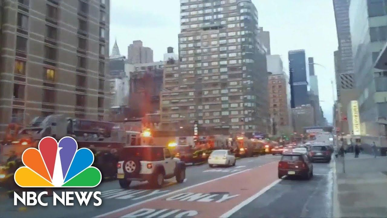 Nightly News Full Broadcast (April 4th) in 2020 Nightly