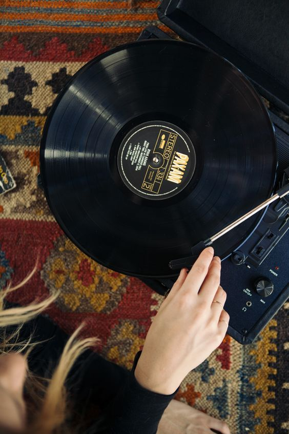 What Vinyl Record Type Are You Vintage Music Jem The