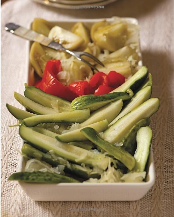 Dill Pickles - Sours. Arthur Schwartz's Jewish Home Cooking: Yiddish Recipes Revisited: Arthur Schwartz, Ben Fink: 9781580088985: Amazon.com: Books