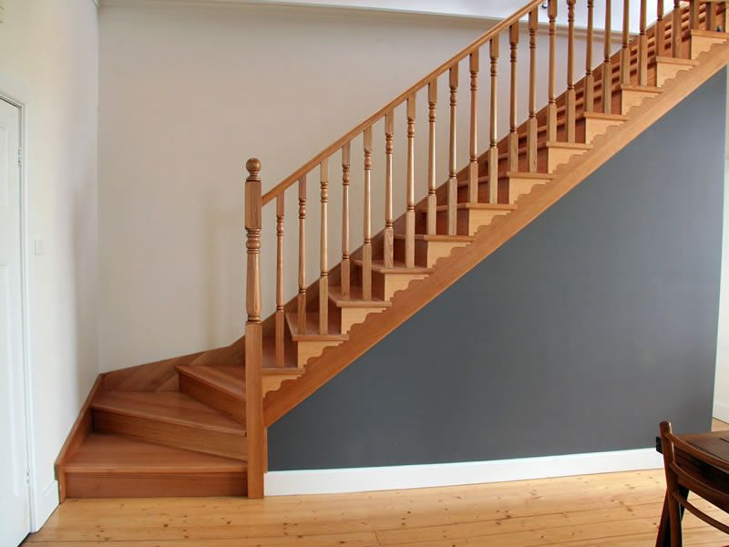 Timber Stairs, Timber Balustrades And Handrails, Melbourne Stairs, 13