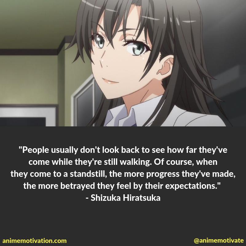 Shizuka quotes