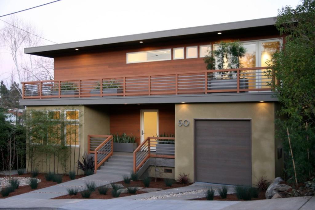 green lines contemporary exterior san francisco heydt designs stucco color