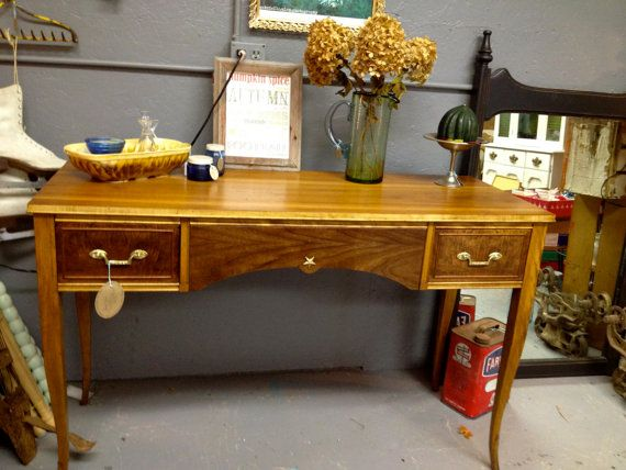 Antique Northern Furniture Company Writing Desk By