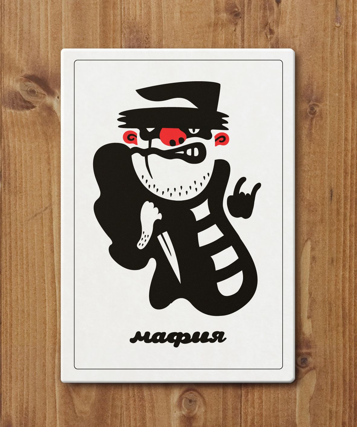Mafia playing cards on Behance Playing cards, Cards
