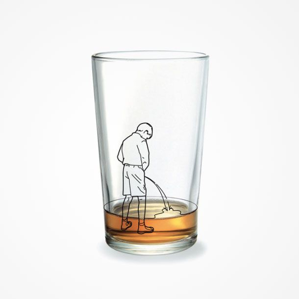 30 Weird And Creative Drinking Glasses