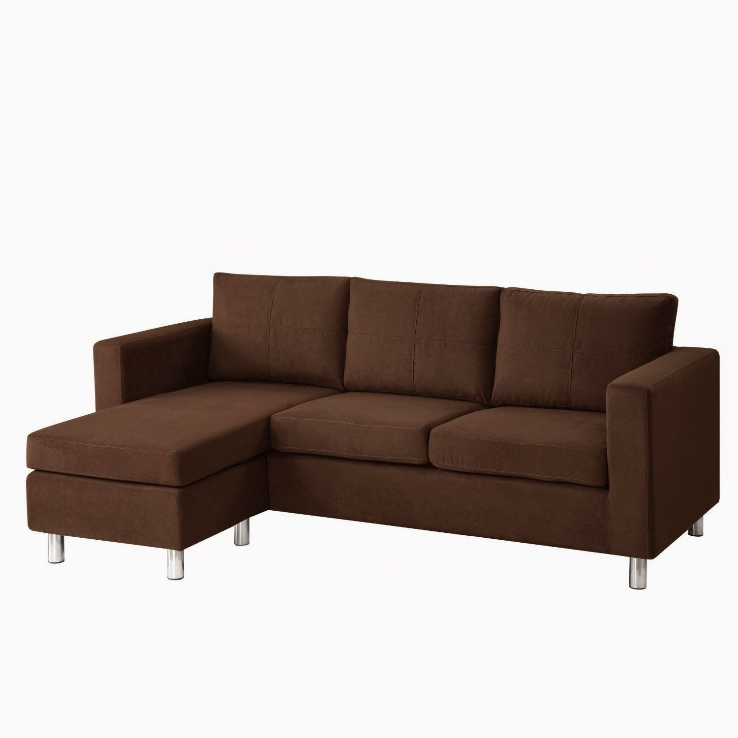 Retro Small Sectional Sleeper Sofa Picture