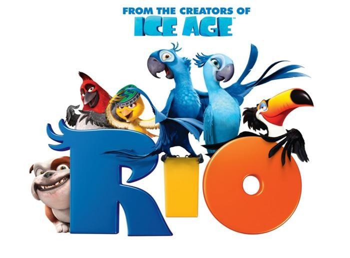 Cartoon Blue Movie